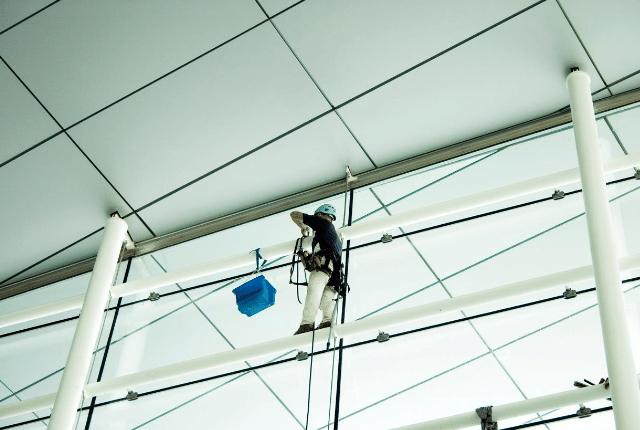 ניקוי חלונות